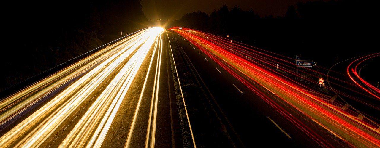 Autobahn Geschwindikeit