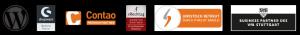 TRICKSIEBZEHN Partner Logos